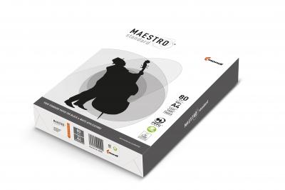 Maestro standard A4, 80 gr/m2, 500 lapų