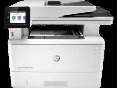 HP LaserJet Pro M428dw Multifunkcinis lazerinis, juodai-baltas, A4, spausdintuvas