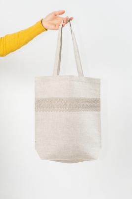 Lininis krepšys